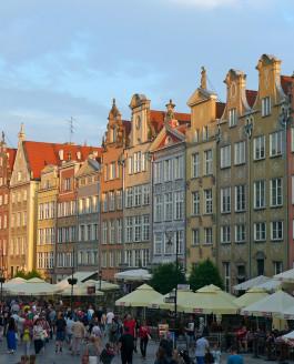 Danzig – Sonnentage in der Hansestadt an der Motlawa