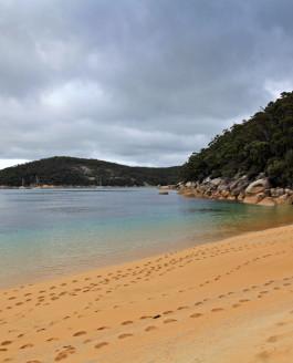 Australien – Wechselhaftes Wetter im Yarra Valley und Wilsons Prom…..
