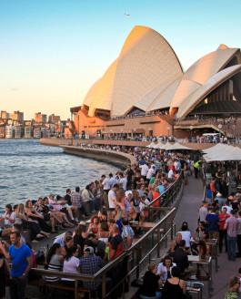 Australien – Sydney und mit dem Ballon über das Hunter-Valley schweben