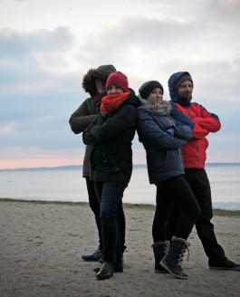 Rügen – Silvester an der Ostsee