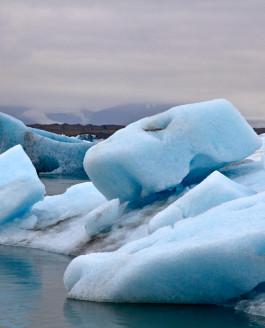 Eisklettern und Gletschertouren rund um Skfatafell
