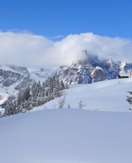 Skifahren in Südtirol: Kronplatz, Sextner Dolomiten, Alta Badia, Sella Ronda