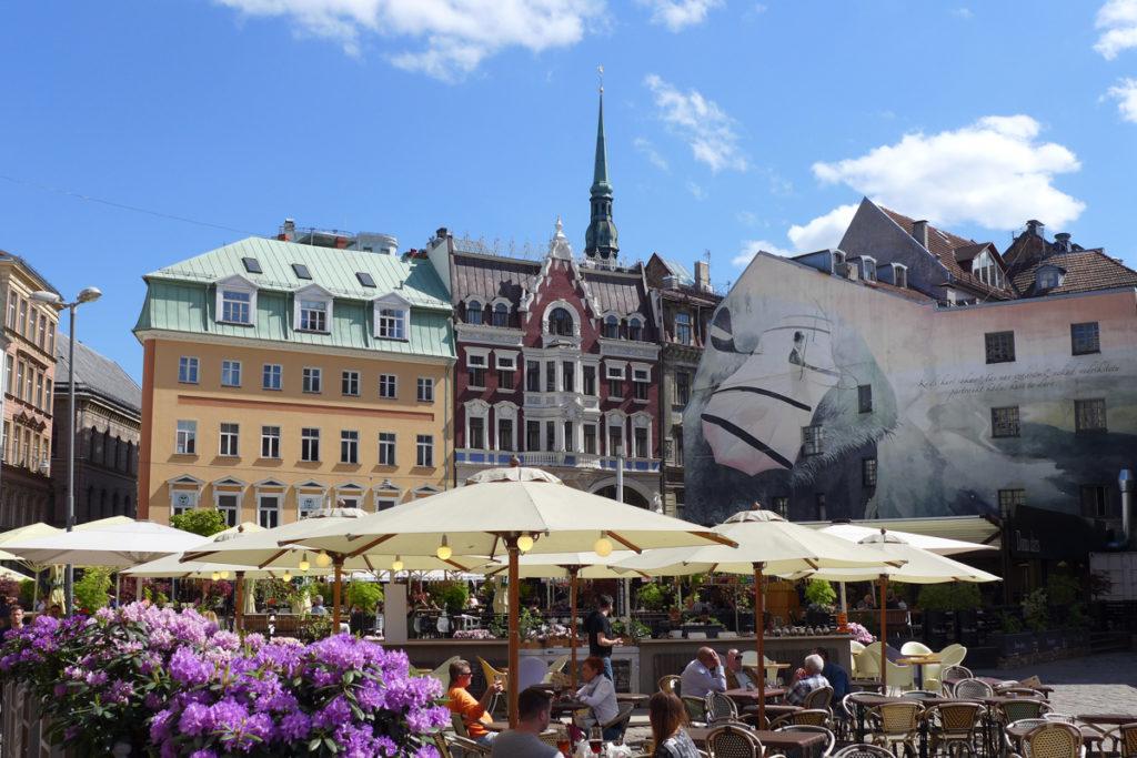 Innenstadt-Riga
