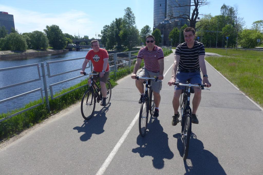 Radtour-Riga-Jurmala