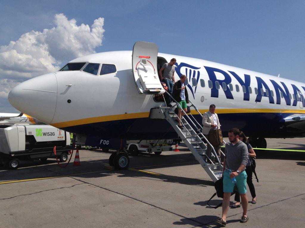 Ryanair-Riga