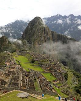 Auf dem Salkantay-Trek in 5 Tagen nach Macchu Picchu