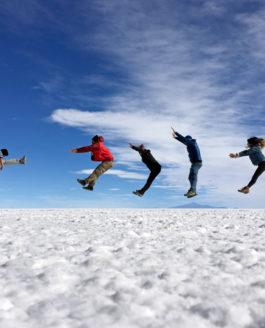 Von Chile nach Bolivien zum Salar de Uyuni
