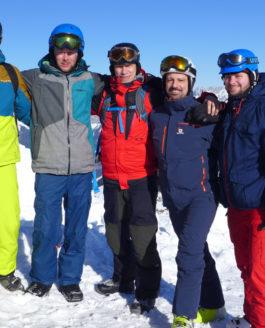 Wilder Kaiser, Maria Alm und die Zillertalarena – 9 tolle Skitage