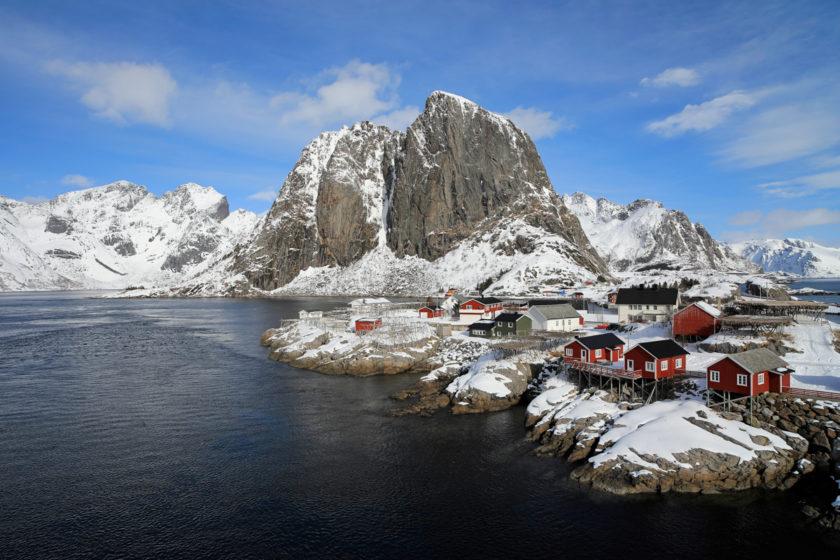 Die Lofoten – auf der Jagd nach den Nordlichtern