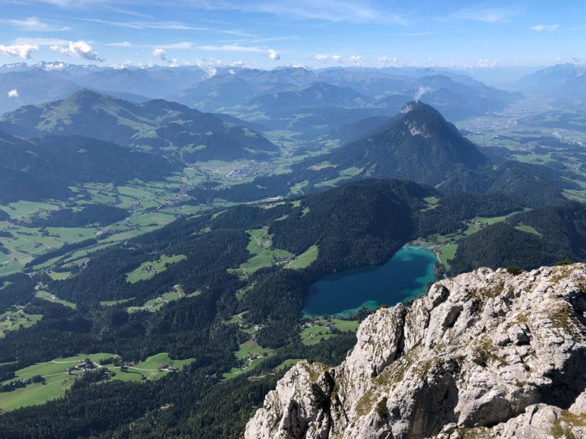 Die Eisenkrone – über anspruchsvolle Klettersteige und Wege durch den Wilden Kaiser