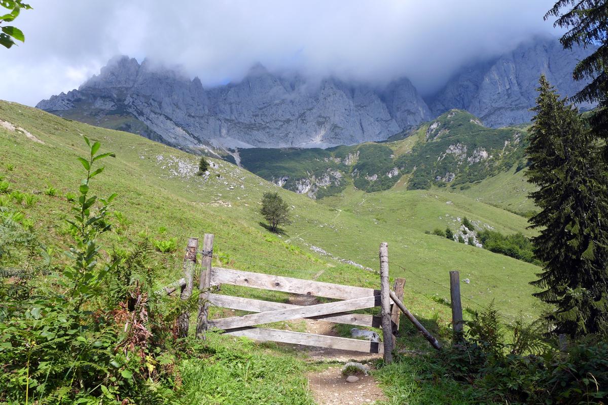 Klettersteigset Globetrotter : Die eisenkrone anspruchsvolle klettersteige durch den wilden