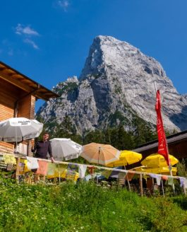 Fünf Tage Wilder Kaiser – einfache Wanderung oder Nahtod-Erfahrung?