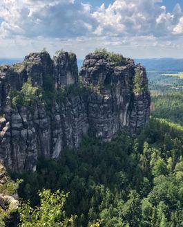 Den Malerweg in 4 Etappen – Traumhafte Aussichten und qualmende Füße